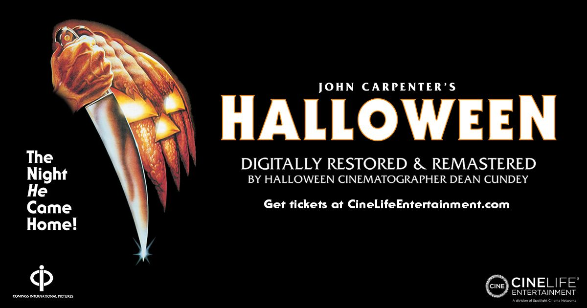 Tickets Now On Sale As Halloween Returns To Theaters This September Halloweenmovies The Official Halloween Website