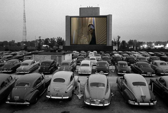Halloween 2020 How Did Michael Myers Know How To Drive Wanna' See John Carpenter's Halloween at Your Local Drive In? You