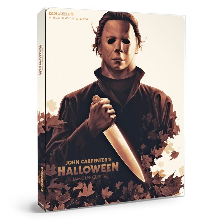 Pre Order Halloween 2020 4k Limited Edition 4K Steelbook of Halloween '78 Coming to Best Buy