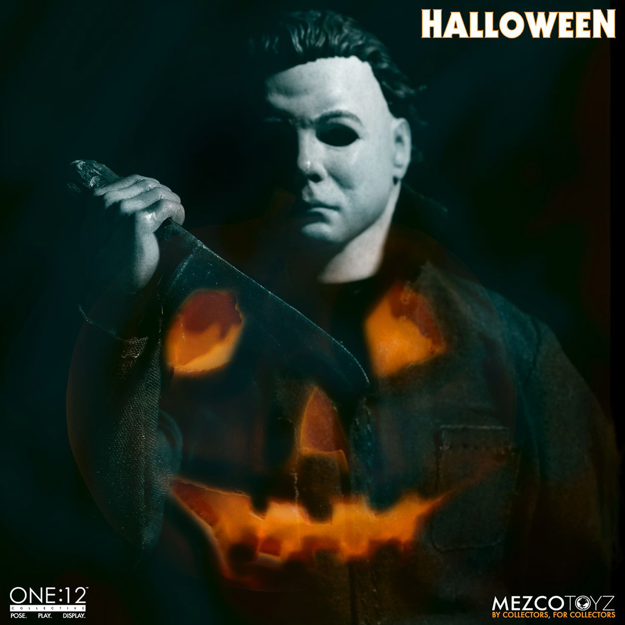 one of the most screen accurate michael myers figures from john carpenters halloween is now available now for pre order from mezcotoyz