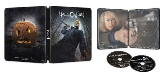 Halloween (2018) Steelbook Blu-ray Now Available for Pre