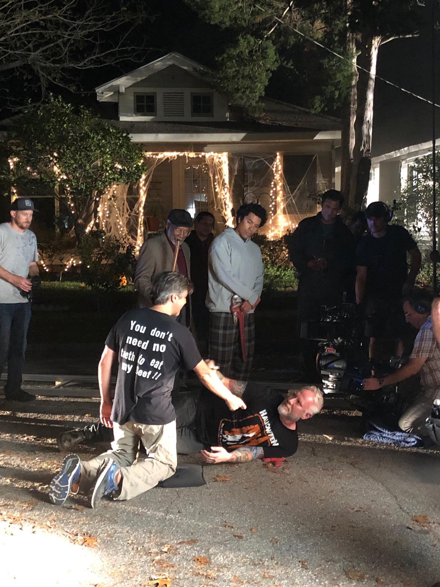 Halloween 2020 Christopher Nelson Do Excl: FX Artist Christopher Nelson Talks Halloween Kills w/ BTS