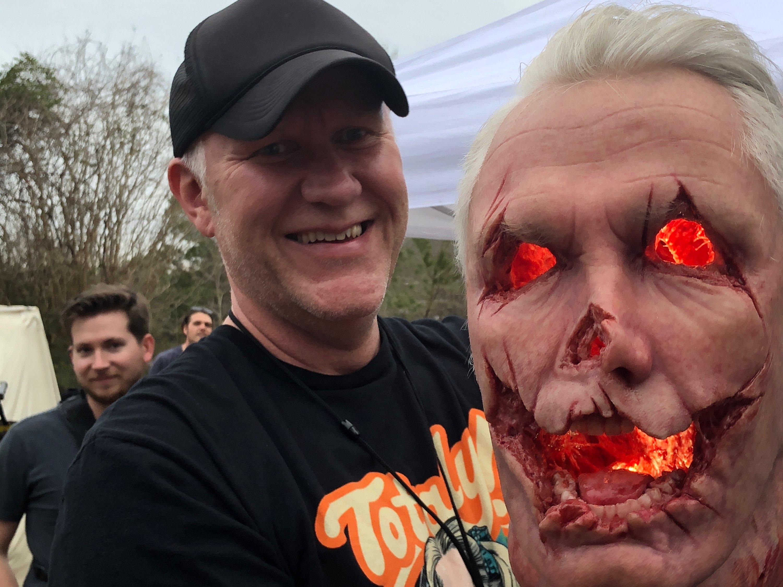 Halloween 2020 Christopher Allen Nelson Head HALLOWEEN (2018) Archives   HalloweenMovies™ | The Official
